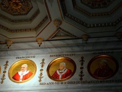 """"""" A passeggio nella Basilica Papale di San Paolo fuori le mura """""""
