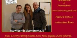 """ Vieni a scoprire Roma insieme a noi """