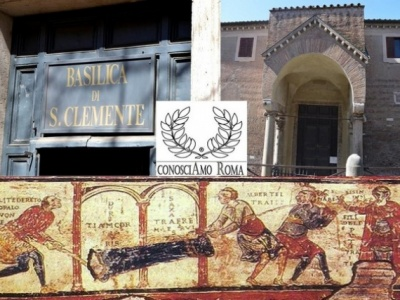 """ Basilica San Clemente """