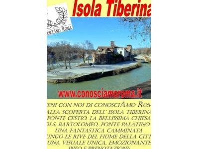 """ Isola Tiberina """