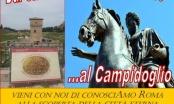 """"""" Dal Circo Massimo al Campidoglio """""""