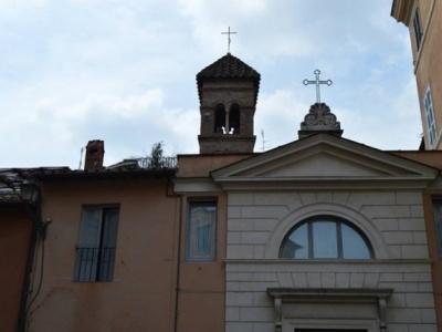 """"""" Campanile di S.Benedetto in Piscinula """""""