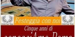 """"""" Cinque anni di conosciAmo Roma """""""