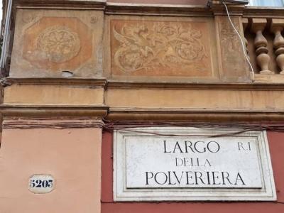 """ Largo della polveriera """