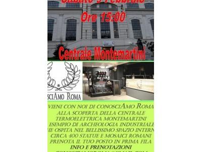 """"""" Alla scoperta della Centrale MonteMartini """""""
