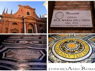 """"""" Chiesa di S. Maria dell' Orto """""""