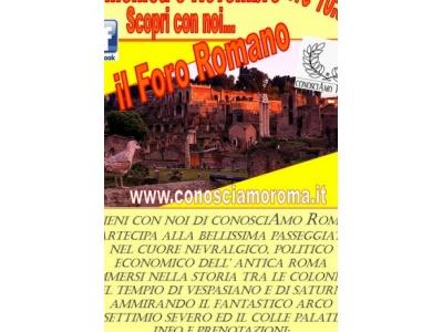 Visitiamo il Foro Romano...