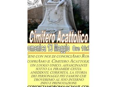 """"""" Cimitero Acattolico """""""