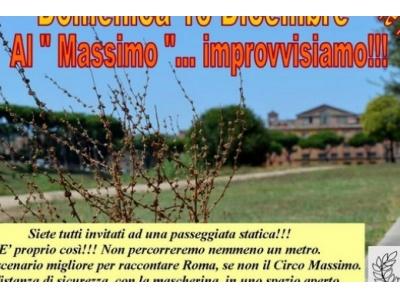 """Al """" Massimo """"...improvvisiamo!!!"""