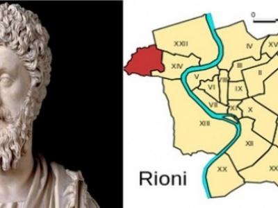 """"""" Servio Tullio ed i Rioni di Roma """""""