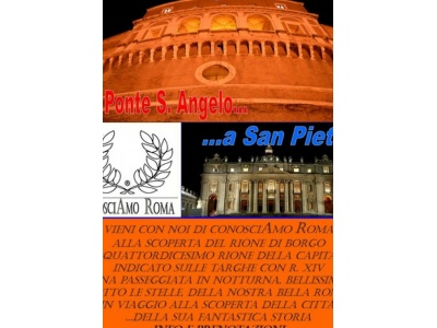 Da Castel S. Angelo a S. Pietro