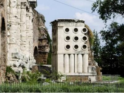 La tomba del fornaio a Porta Maggiore